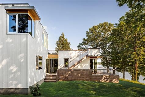 point road house in montross virginia by bfdo architects