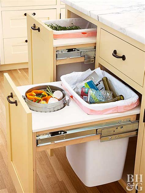 kitchen bin ideas diy indoor compost bin