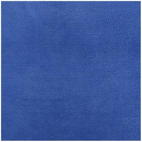 french blue upholstery fabric jersey sponge velvet fabric french blue x 10cm ma