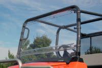 kubota rtv900 cab enclosures | utv windshield, soft doors