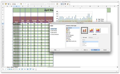 Open Office Spreadsheet by Alternatives To Numbers Mac Numbers Compared To The Best