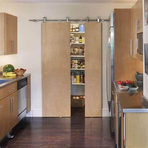 Door Kitchen Pantry by 10 Efficient Ideas To Remodel A Small Kitchen Home And