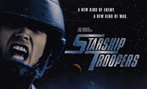 film up opinioni opinioni colonne sonore e musical starship troopers