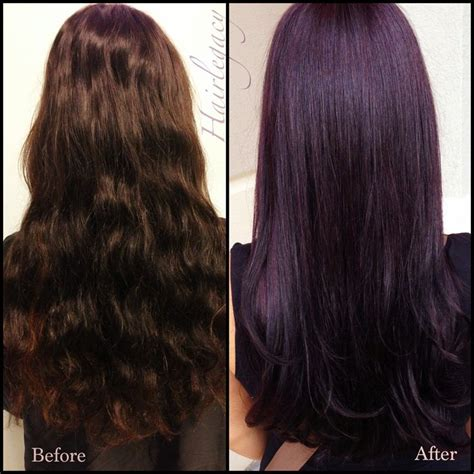 what hair dye color is plum brown natural burgundy hair color newhairstylesformen2014 com