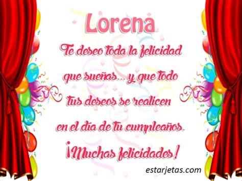 imagenes de cumpleaños lorena feliz d 237 a de la madre lorena im 225 genes de estarjetas com