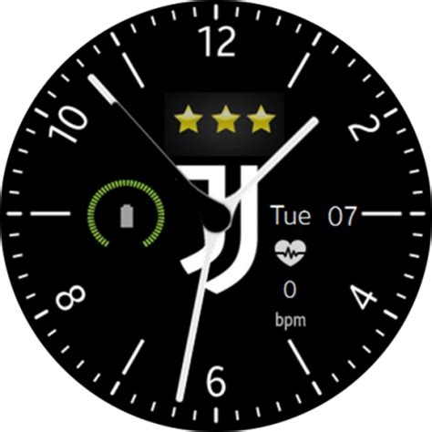 juventus watchfaces for smart watches