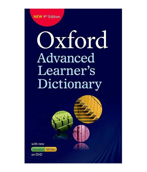 oxford advanced learners dictionary oxford advanced learners dictionary paperback english