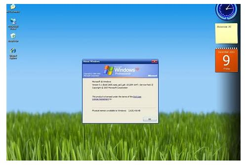 windows software free download xp