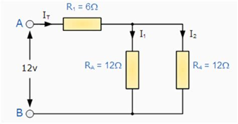 resistor circuit combination resistor combinations