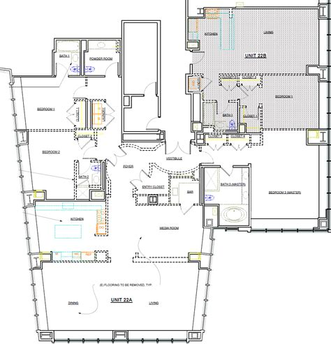 san francisco floor plans san francisco towers floor plans
