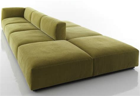 two sided couch mex cube from cassina double sided sofas pinterest