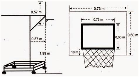 Jual Papan Ring Basket by Sarana Dan Prasarana Basket Basketball Facilities