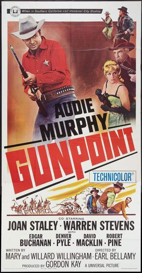 gunpoint audie murphy 44 best joan staley images on