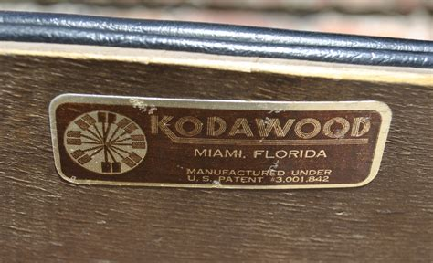 Tag Furniture by Kodawood Furniture Label Fonts In Use