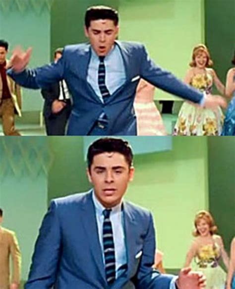 Hairspray Zac Efron Choice by Zac Efron In Hairspray Link My Groom To Be