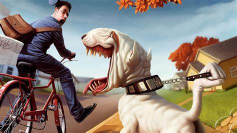 imagenes graciosas en 3d imagen graciosa de un perro 3d 1920x1080 fondos de