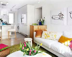 home interior ideas for small spaces decorating small spaces blending colorful home accessories