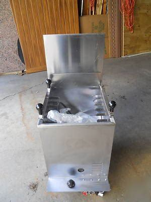 gold medal 8065ns universal gas fryer