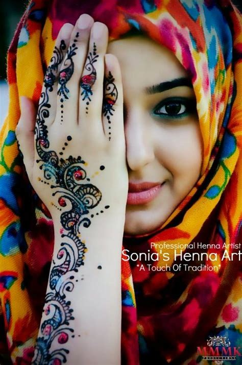 muslim face tattoo colorful tags of mehndi service in toronto scarborough