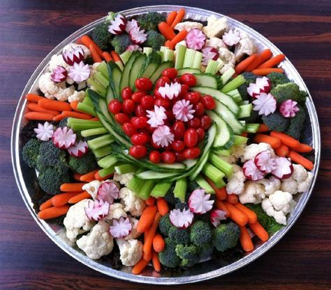 veggie tray idea http pplisforyou wix ffc catering