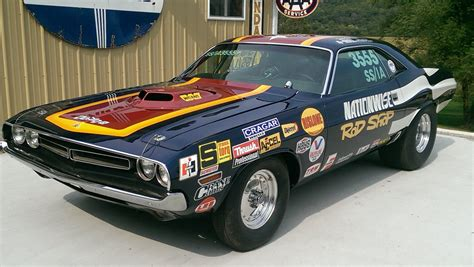 Dodge Racing Cars by Drag Racing Mopar
