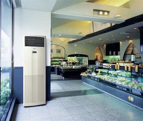 ac floor standing non inverter r410a 5pk wl dealer resmi