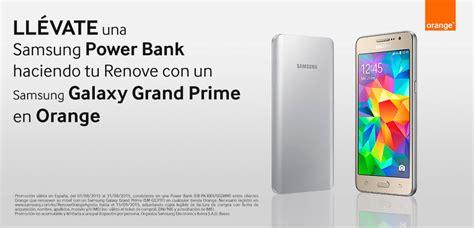 Power Bank Untuk Samsung Galaxy Grand Prime consigue una power bank con tu samsung galaxy grand prime tiendas conexi 243 n
