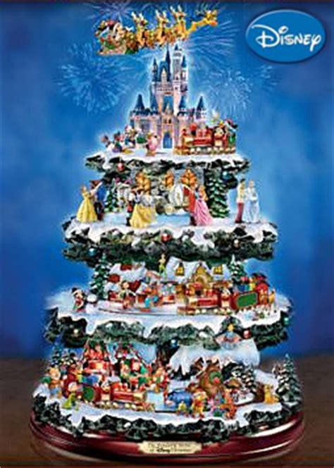 the wonderful world of disney christmas tree product