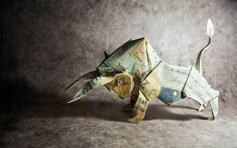 bull origami origami bull wallpapers origami bull stock photos