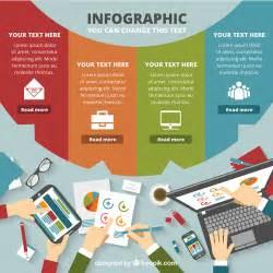 free microsite templates 40 free infographic templates to hongkiat
