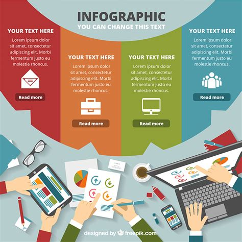 40 Free Infographic Templates To Download Hongkiat Infographic Template Illustrator