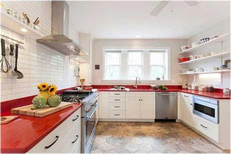 Rote Arbeitsplatte by Rote Arbeitsplatte K 252 Che Haus Design Ideen