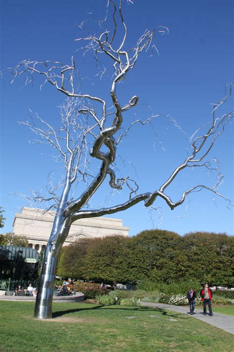 National Sculpture Garden by National Gallery Of Sculpture Garden In Washington D C S Daily