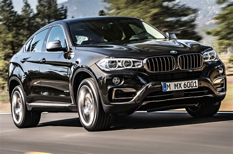 suv bmw 2015 2015 bmw x6 first look photo gallery motor trend
