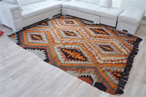 geometric big 6 5x7 8 200x240 cm big size rug by