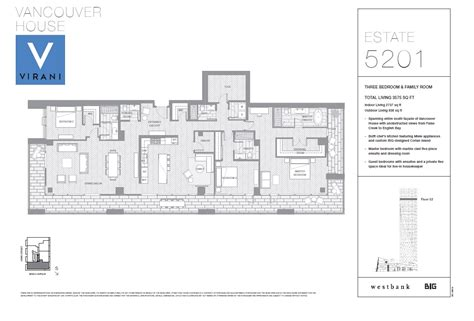 vancouver floor plans virani real estate advisors property detail
