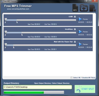 link download mp3 cutter free mp3 cutter to bulk trim mp3 songs