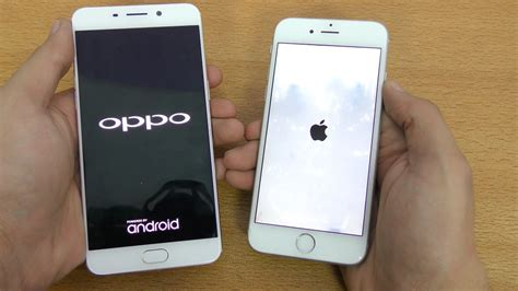 Hp Iphone Oppo perbandingan bagus mana hp oppo f1 vs iphone 6 segi harga