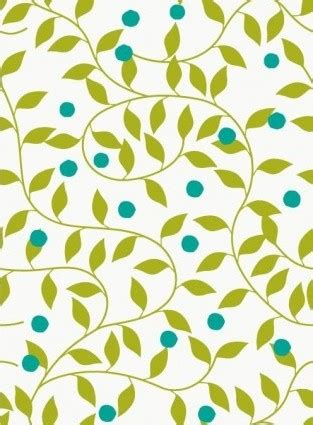 green pattern ai vector seamless green pattern background floral vector art