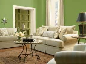 scheme living room green