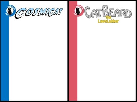 Comic Book Cover Template comic book cover templates by plummypress on deviantart