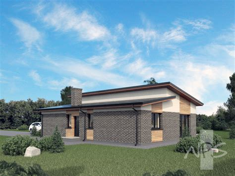 house projects simple but exceptional single storey house project gerda