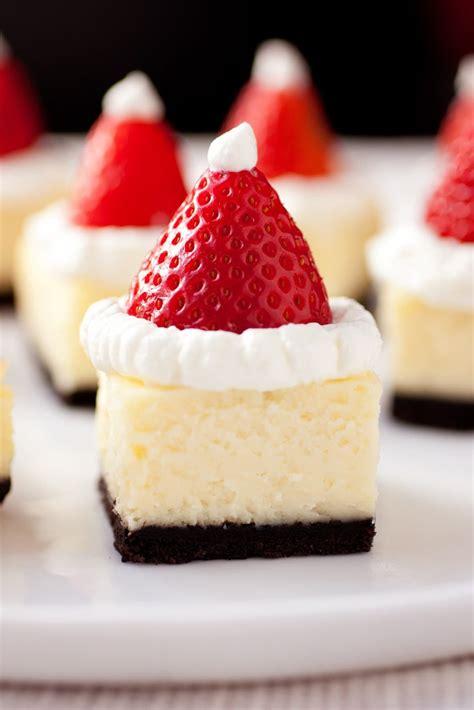 mini cheesecake bites cheese