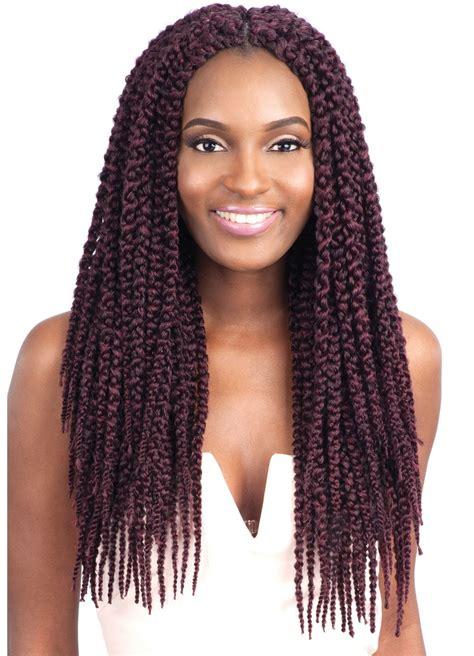 Crochet Braids Model Model Hair