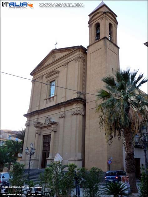 chiesa madre porto empedocle la chiesa madre foto di porto empedocle ag