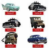 Adesivo Carros Da Disney Todos Os Personagens Recortados