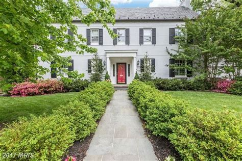 Divorce Records Washington Dc Ready For Prime Time Tucker Carlson Selling Dc Home For 2 2m Realtor 174