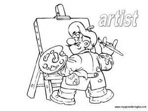 dibujos de arte para colorear az dibujos para colorear