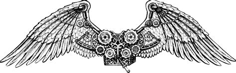 image gallery mechanical wings