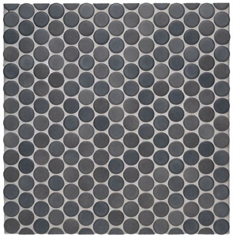 round bathroom tiles 95 best circles ovals images on pinterest tiles homes and mosaics